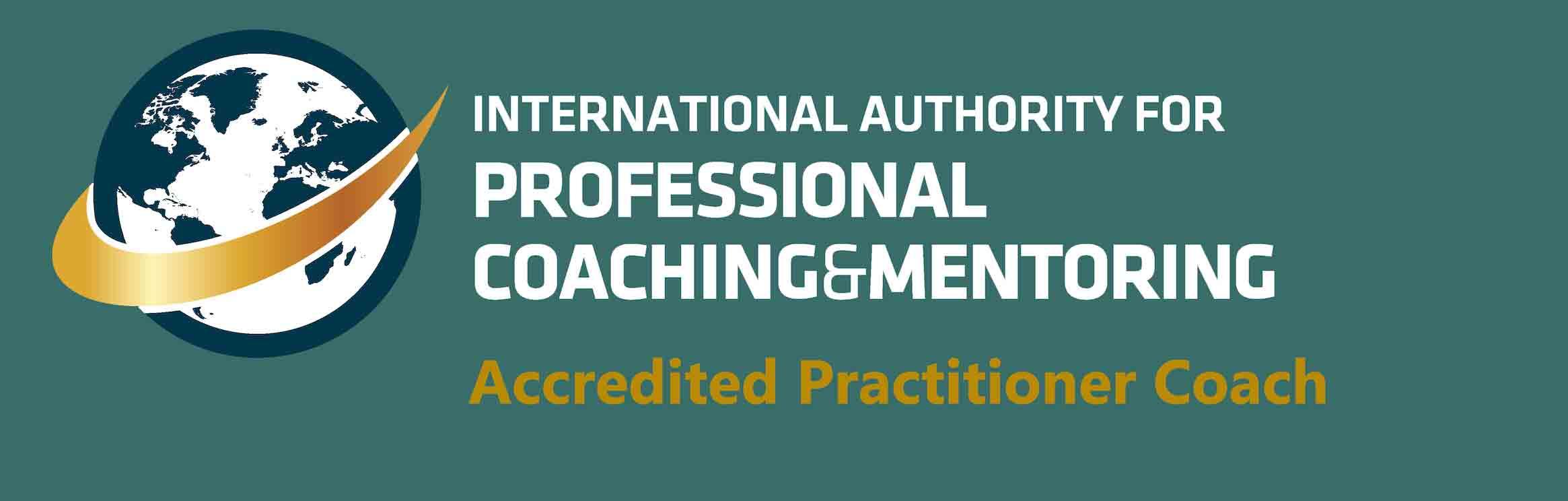 Life Coaching Regulator IAPC&M Logo